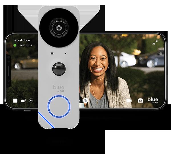 Free video doorbell